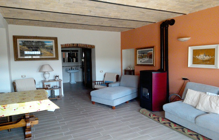 Rustic for Sale in Castelletto Merli - CC 1802